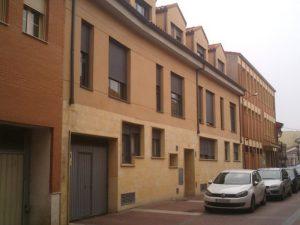 fachada a calle desde zona norte
