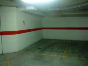 plaza de garaje 1