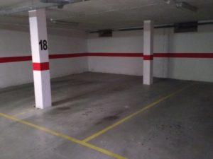 plaza de garaje 18