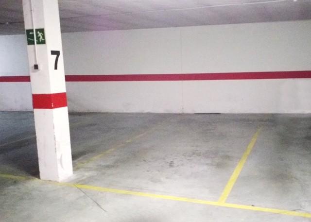 Plaza de garaje n 7 en alquiler alquiler de pisos y - Compro plaza de garaje ...