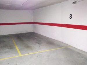 plaza de garaje 8