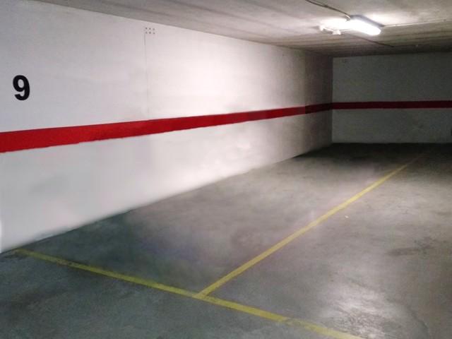 plaza de garaje 9