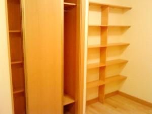primero a armario en vestibulo