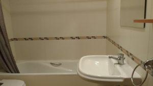 atico d baño